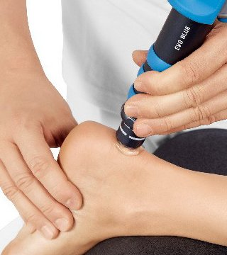 Shockwave Therapy for Foot pain