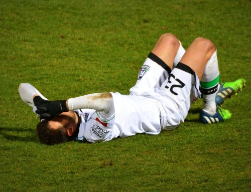 How to deal with Sports injury??